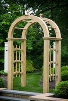Outdoor Furniture - Wood 37x60 Mt. Vernon Arbor