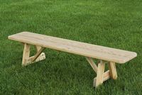 Outdoor Furniture - Wood 66 Bench