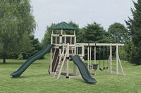 Swing Set Playground Equipment