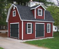 Classic Garden Structures - Dutch Elite Classic Garden Structure - 12 x 20