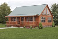 Certified Home - Mountaineer Deluxe Certified Home - 26 x 40