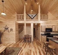 Certified Home - Mountaineer Deluxe Certified Home Interior - 26 x 40