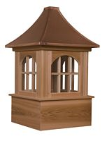 Cupola offered by The Carriage Shed - The Bethany Cedar Cupola