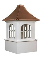 Cupola offered by The Carriage Shed - The Bethany Vinyl Cupola