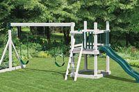 Swing Set Playground Equipment