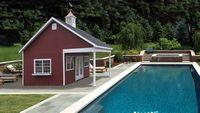 Classic Garden Structures - A-Frame Elite Classic Garden Structure - 22 x 22