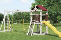 Swing Set Playground Equipment - E26