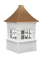 Cupola offered by The Carriage Shed - The Jamesport Cupola