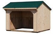 Run-In Shed Barn