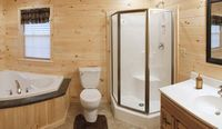Certified Home - Mountaineer Master Bathroom