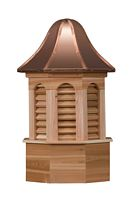 Cupola offered by The Carriage Shed - The Pinnacle Cedar Cupola