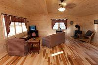 Certified Home - Frontier Certified Home Great Room