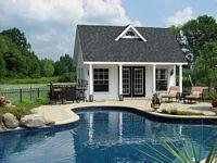 Classic Garden Structures - A-Frame Elite Classic Garden Structure - 14 x 24