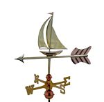 Weathervane - Sailboat Weathervane