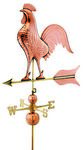 Copper Weathervane - Rooster