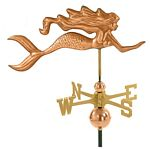 Weathervane - Mermaid Weathervane