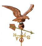 Copper Weathervane - Eagle
