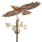 Weathervane - Soaring Hawk Weathervane