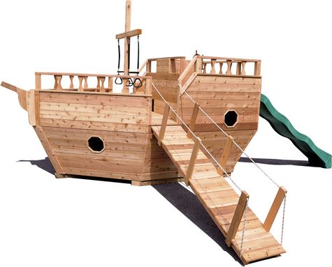 Wooden Playground Equipment Wooden Play Yard Structures
