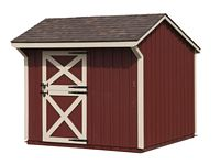 10 x 10 Shed Row Barn