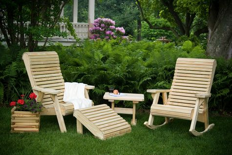 Garden Furniture On Grass outdoor furniture | high quality lawn and garden furniture