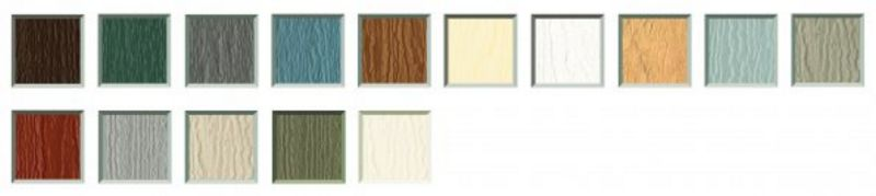 Siding Colors