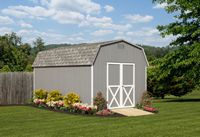 Shed - 6 Wall Barn Shed - 10 x 16
