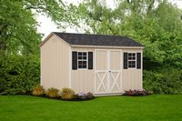 Shed - A-Frame Shed - 8 x 12