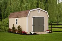 Shed - New England Dutch Shed - 12 x 16