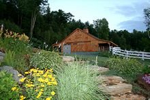 Modular Horse Barn - High Country - 36x36