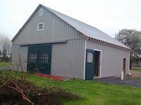 Modular Horse Barn - High Country Modular Horse Barn - 36 x 36