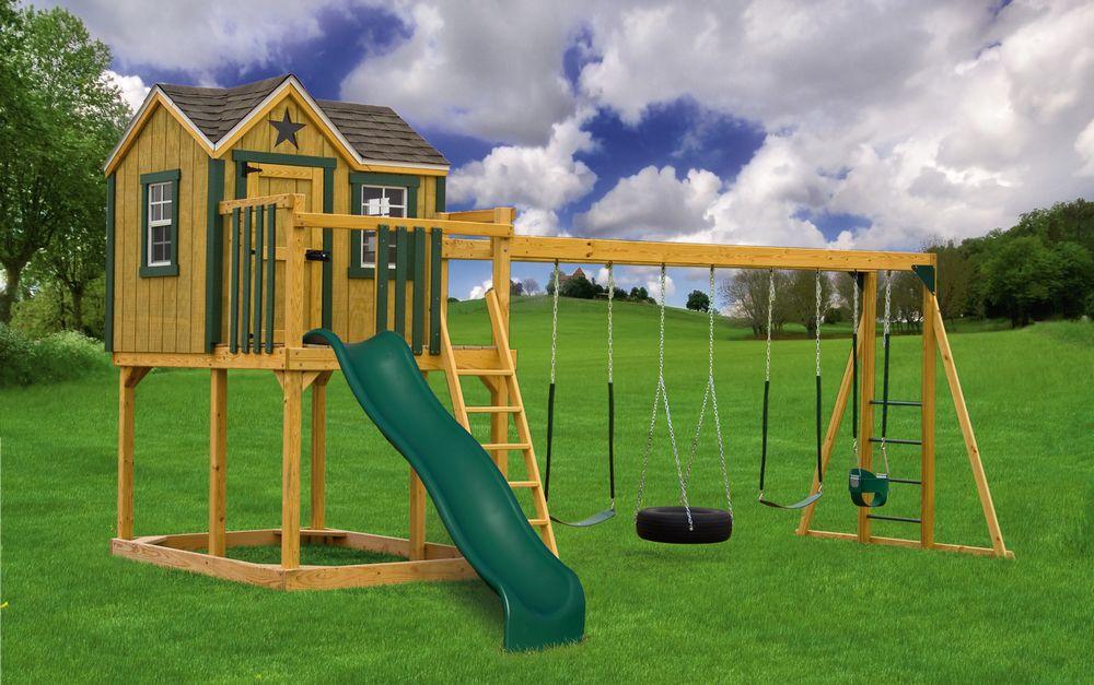 Eagle Playground Equipment Galaxy