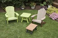 Outdoor Furniture - Modern Chair & Traditional Chair