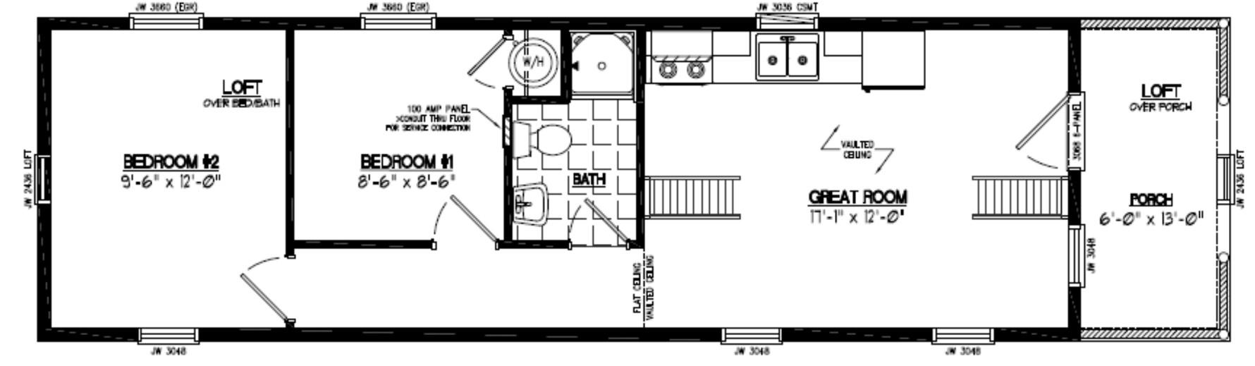 Adirondack House Plans Numberedtype