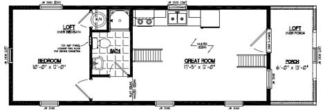 Adirondack Floor Plan #13AR803