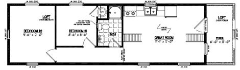 Adirondack Floor Plans #13AR804