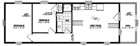 Adirondack Floor Plans #15AR804