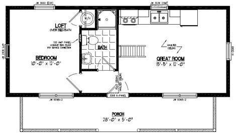 Cape Cod Floor Plan #13CA703