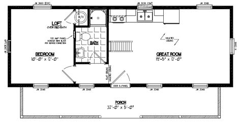 Cape Cod Floor Plan #13CA704