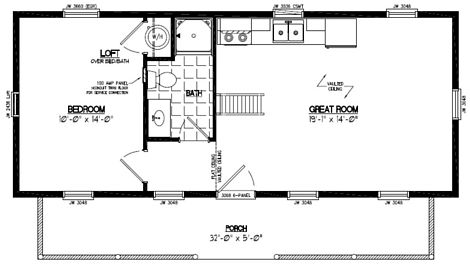 Cape Cod Floor Plan #15CA704