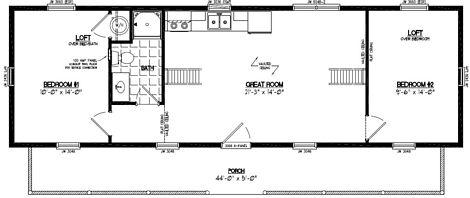 Cape Cod Floor Plan #15CA706