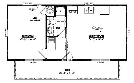 2 1256 0 furthermore B2fbe57a59946c1e 16 X 32 Cabin Floor Plans 16x16 Cabin Floor Plans additionally 16x32 House Floor Plans additionally Cottagerates as well Bedroom And Bath Floor Plans 20x20. on 24 x 32 cabin floor plan
