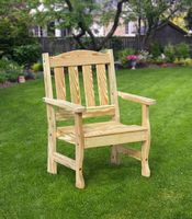 Outdoor Furniture - Wood English Garden Chair