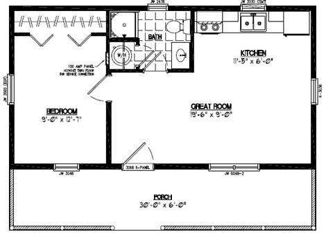 Lincoln Floor Plan #22LN902