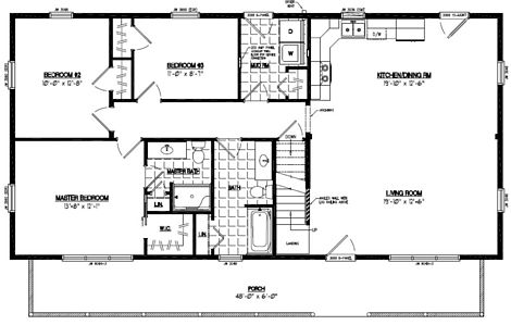 Mountaineer Floor Plan #26MR1307