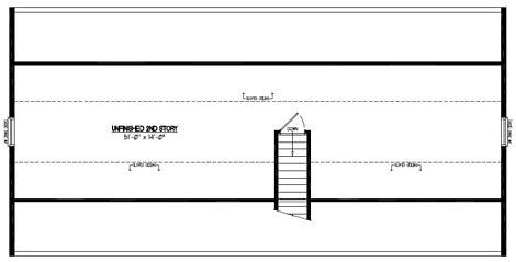 Mountaineer Floor Plan 2nd Floor #26MR1307