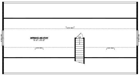 Mountaineer Floor Plan 2nd Floor #28MR1307