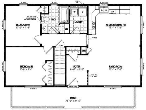 Musketeer Floor Plan #24MK1503
