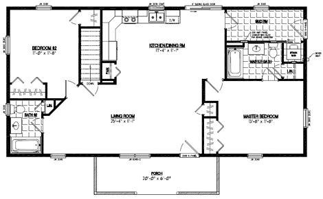Pioneer Floor Plan #24PR1205
