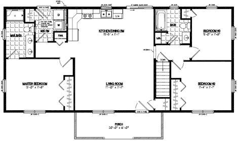 Pioneer Floor Plan #24PR1207
